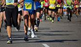 Half Marathon — Foto de Stock
