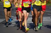 Halve marathon — Stockfoto