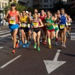 Valencia Marathon — Stock Photo