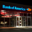 Bank of America — Foto de Stock