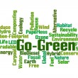 Go Green — Photo