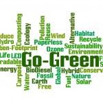 ir verde — Foto de Stock