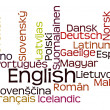 Languages — Stock Photo #24586191