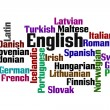 Languages — Stock Photo #24634595