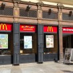 Постер, плакат: McDonalds Restaurant