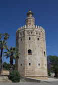 Torre del Oro (Gold Tower) — Stock Photo