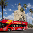 Stock Photo: City Sightseeing