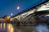 Triana Bridge — Stock Photo