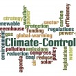 Climate Control — Stock Photo