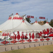 Circus Tents — Stock Photo