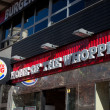 Foto Stock: Burger King
