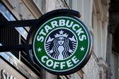 Starbucks Coffee — Stock Photo