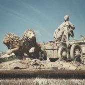 Madrid Spain — Stock Photo