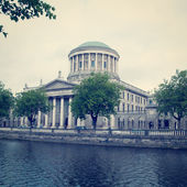 Four Courts — Stock Photo