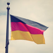 Germany Flag — Foto de Stock