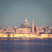 Valletta, Malta — Stock Photo