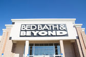 Bed Bath & Beyond — Stock Photo
