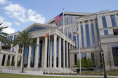 Duval County Courthouse — Stock Photo