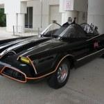 Batmobile — Stock Photo #45749715