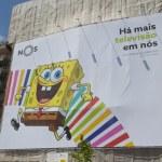 Постер, плакат: SpongeBob