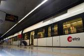 Valencia Metro — Stock Photo