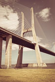 Lisbon Bridge — Stock Photo