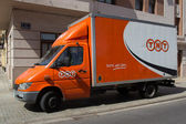 TNT Express — Stock Photo