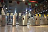 Metro Entrance — Stock Photo