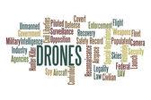 Drones — Stock fotografie
