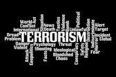 Terrorismo — Foto de Stock