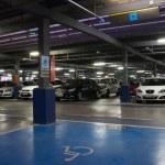 Parking Garage — Stock Photo #48708619