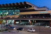 Valencia, španělsko letiště — Stock fotografie