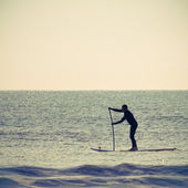 Paddle Board — Foto Stock