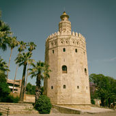 Torre del Oro — Stock Photo