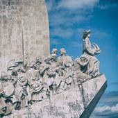 Pomnik Lizbona — Zdjęcie stockowe