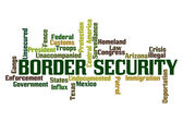 Border Security — Stock Photo