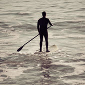 Paddle Board — Stock Photo