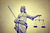 Lady Justice — Stockfoto
