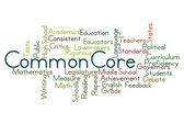 Common Core — Stock Photo