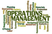 Operations Management — Stock Photo