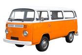 Volkswagen Bus — Stock Photo