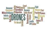 Drones — Foto de Stock