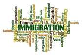 Immigration — Photo