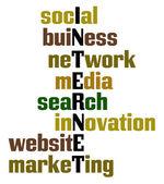 Internet — Stock fotografie