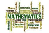 Matematica — Foto Stock