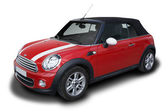 Mini Cooper — Stock Photo