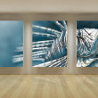Business room, 3d art with empty space — Stock Photo #22897034