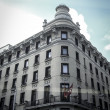 Gran Via, street in Madrid, capital of Spain, Europe. — Stock Photo #35179011