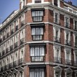 Stock Photo: Gran via, Madrid, Spain