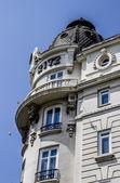 Hotel, bilden av staden madrid — Stockfoto